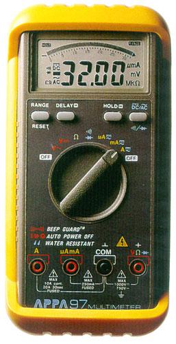 APPA 97R digital multimeter -